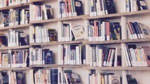 Distance between shelves